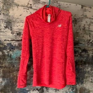 New Balance Heat Thermal Pullover, M (Running)